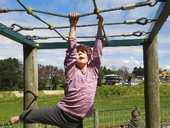 "Designers should not ""dumb down"" playgrounds to eliminate injuries to children as children will instead use the equipment in risky ways, a Tauranga playground researcher says."
