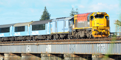KiwiRail has confirmed 158 jobs will be cut.