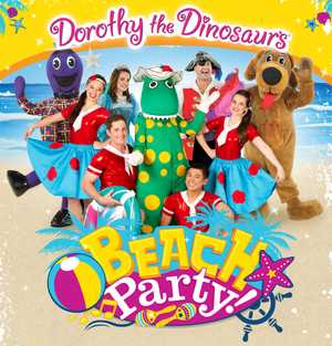 On the last weekend of school holidays, Surfers Paradise will come alive with the Kids Weekend, a jam-packed event featuring Dorothy the Dinosaur's Beach Party!