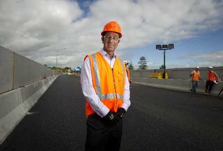 NZTA acting State Highways manager Steve Mutton.