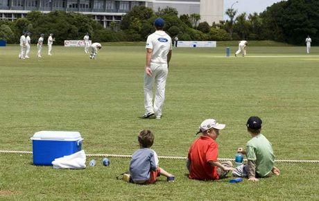 Colin Maiden Park was the temporary home of Auckland Cricket. This season it's back to Eden Park 2.
