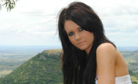 Miss Country Girl Australia contestant Biannca Hill, 21, from Toowoomba.
