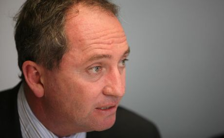 Senator Barnaby Joyce has announced he will no longer stand for the seat of Maranoa.