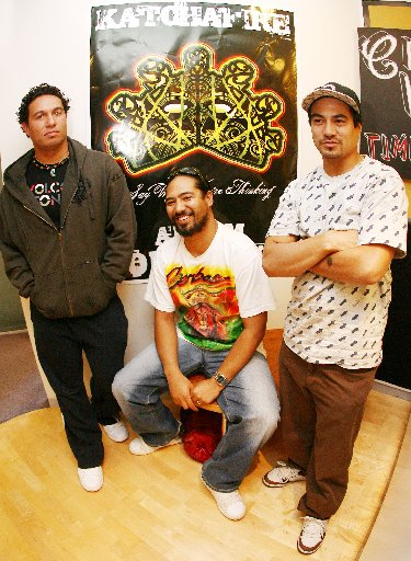 Kiwi group Katchafire are among 24 acts lined up to play at The Concert in November