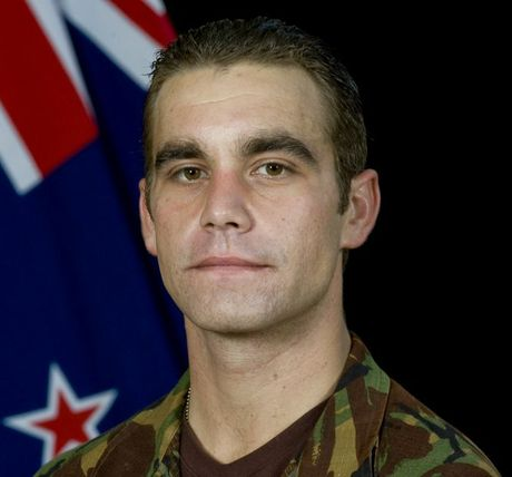 NAMED: Private (PTE) Michael Victor Ross, aged 29 years, from Kaitaia has been named as the soldier missing near Waiouru.