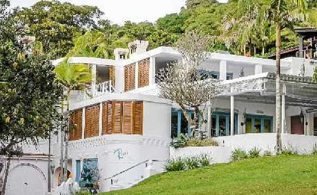 MILLIONAIRE'S PARADISE: Rae's on Wategos will be auctioned on October 26.