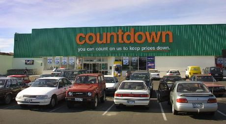 CAUGHT: A minor bought alcohol at Countdown, Hastings. FILE