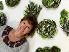 Artists Jacqueline King and Kim Toft will run a pop-up art gallery in Ballina's Wigmore Arcade.