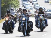 QUEENSLAND'S motorcycle riders have warned that the state's anti-bikie laws will set the state back 18 years to the days of the Fitzgerald Inquiry.