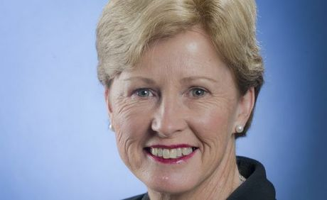 Australian Greens Leader Christine Milne.