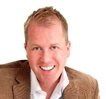 INTRIGUING: Psychic medium Tony Stockwell.