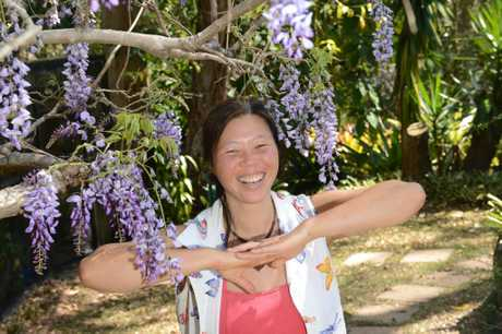 Wellness Festival Preview. Event organiser PoMei Kwong. Photo:Warren Lynam / Sunshine Coast Daily