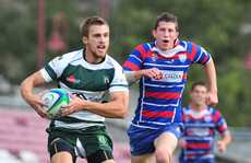 Barber Cup rugby union grand final between Ipswich Rangers and Wynnum played at Ballymore in Brisbane.