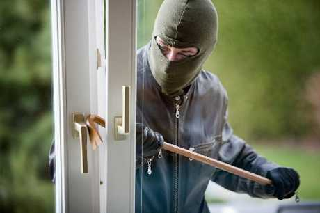 WORKING BY STEALTH: Burglars like properties that are shielded from prying eyes, police warn. PHOTO/FILE
