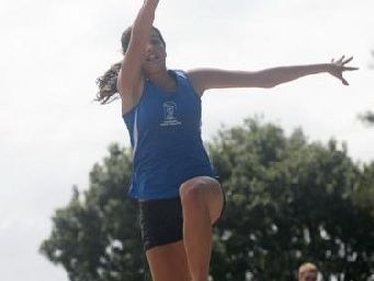 Amy Robinson has made three New Zealand sporting squads in 2012.