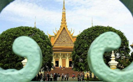 Cambodia's mix of modernity and ancient tradition is a sight to behold.