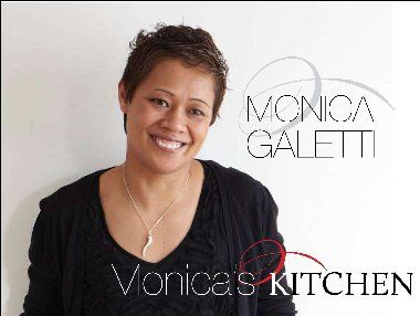 Monica Galetti&#39;s first cook book - Monica&#39;s Kitchen