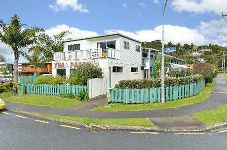 The double-storied, 55-bed Paihia Youth Hostel is for sale as part of a YHA downsizing.