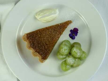 Treacle Tart is a delightful treat that is easy to make.