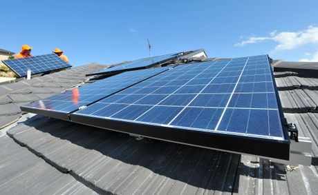 The Solar Bonus Scheme now offers 8c per kWh and will end mid-2014.