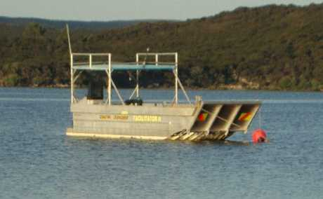 WHERE IS IT? The stolen barge, called Facilitator II, is believed to be in the Bay of Islands or Whangarei areas.