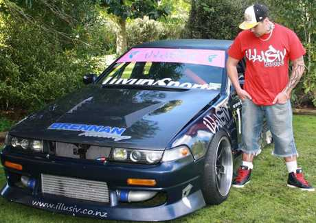 Mikey Napier is organising the Mount Hardpark show on Saturday.