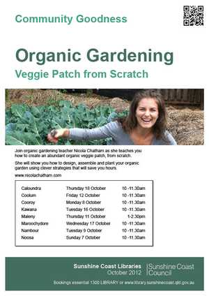 Organic Gardening for Everyone!
