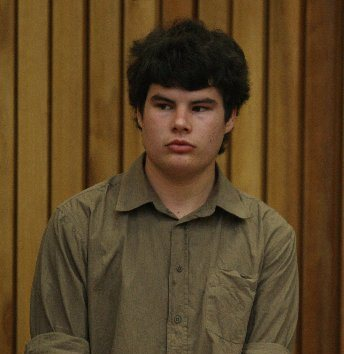 Benjamin David Harris was sentenced to nine months home detention for arson.