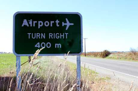ALL ABOARD: Scheduled passenger flights could return to Oamaru Airport after an absence of nearly three years, if enough passengers use them.PHOTO/REBECCA RYAN