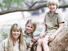 IN STEVE'S FOOTSTEPS: Terri, Bindi and Robert Irwin have a new television series.