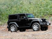 JEEP'S Wrangler stays true to the  brand core off-road values.
