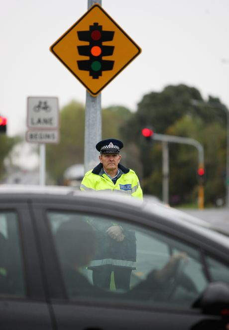 Western Bay of Plenty road policing manager Senior Sergeant Ian Campion