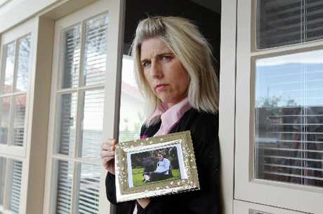 Hastings mother Kathy Kerr has been robbed of years of film footage from the last years of her daughter's life, after thieves stole her sister's video camera while the family were asleep on Sunday morning.