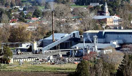 KEEPING TRACK: Affco's Wairoa plant is required to measure and test its wastewater discharges under strict guidelines.