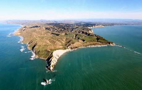 Cape Kidnappers. FILE