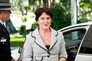 Minister for Tourism Jann Stuckey