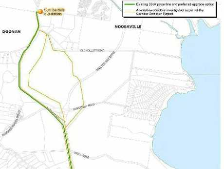 FAULT LINE: Locals will be pleased a powerline upgrade is shelved.