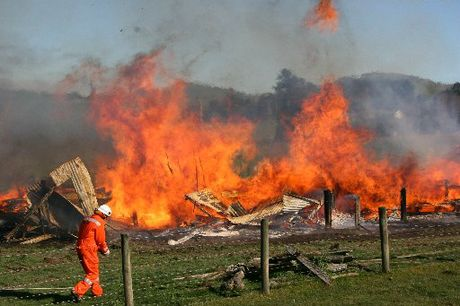 Rural and volunteer fire crews around the country make an important contribution to everyone's safety and wellbeing.