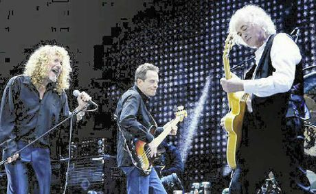 Led Zeppelin: Celebration Day screens at the Byron Bay Dendy on October 17.
