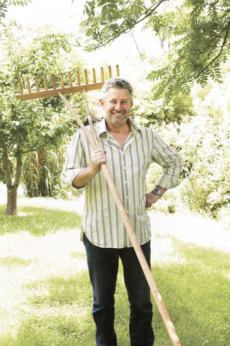Stephen Ryan, Australian gardener, author and broadcaster.