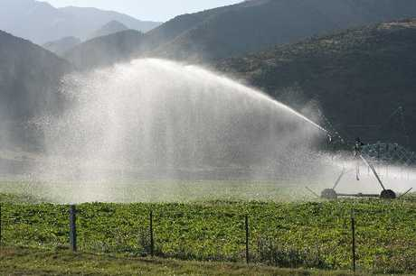 There is political support for irrigation schemes which take the sting out of droughts, but restrictive water regulations could render them ineffective.