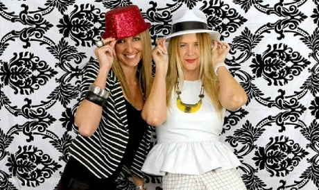  Heidi Davis (left) and Laura Vaisnys have hit 30 and love the way they look.