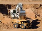 A WHOPPING $570 million contract will result in mine operator Thiess ramping up its work at Wesfarmers' Curragh North mine in Central Queensland.