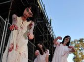 HOW do you protect yourself from a zombie apocalypse?