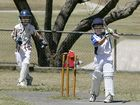 Ipswich Junior Cricket: Under 10 Brothers vs Central Kookas.