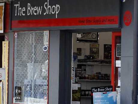 Edward Jones, of The Brew Shop in Whangarei (above), is supporting tough new regulations for legal highs. Photo / John Stone