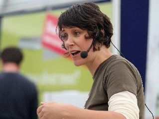 Food in a Minute TV presenter Lana Garland will be celebrating the many Hawke's Bay foods at the Hawke's Bay Show this week.