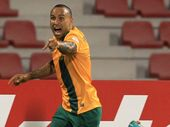 SOCCEROOS playmaker Archie Thompson admits his team is low on morale.