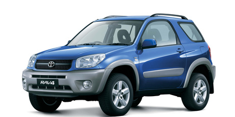 The RAV4 is one of the vehicles Toyota is recalling over a faulty window power switch. Faulty power window switch.