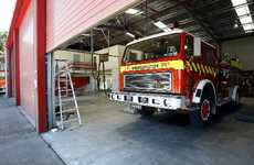Greerton Fire Station. File image.